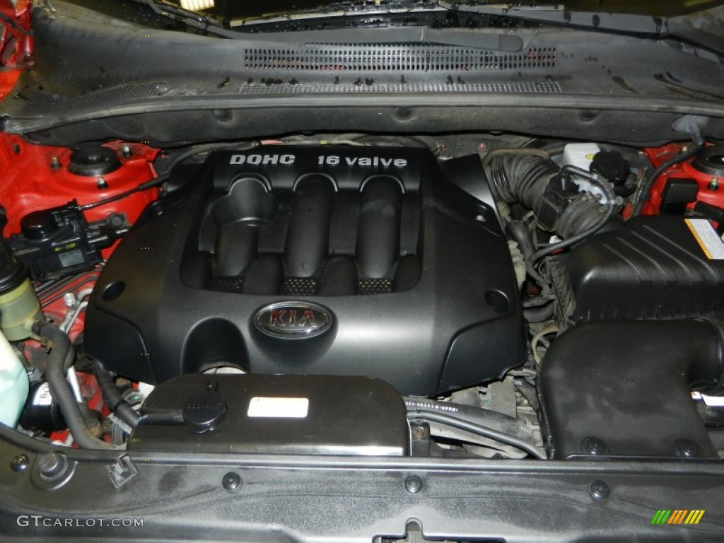 2007 kia sportage lx 2 0 liter dohc 16v vvt 4 cylinder. Black Bedroom Furniture Sets. Home Design Ideas