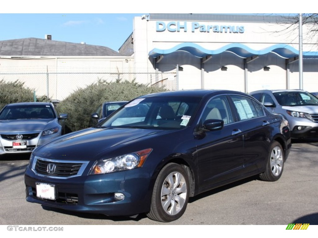 Bali Blue Pearl Honda Accord. Honda Accord EX L V6 Sedan
