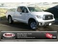 2013 Super White Toyota Tundra Double Cab 4x4  photo #1