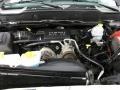 2006 Bright White Dodge Ram 1500 Laramie Quad Cab 4x4  photo #9