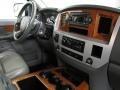 2006 Bright White Dodge Ram 1500 Laramie Quad Cab 4x4  photo #25