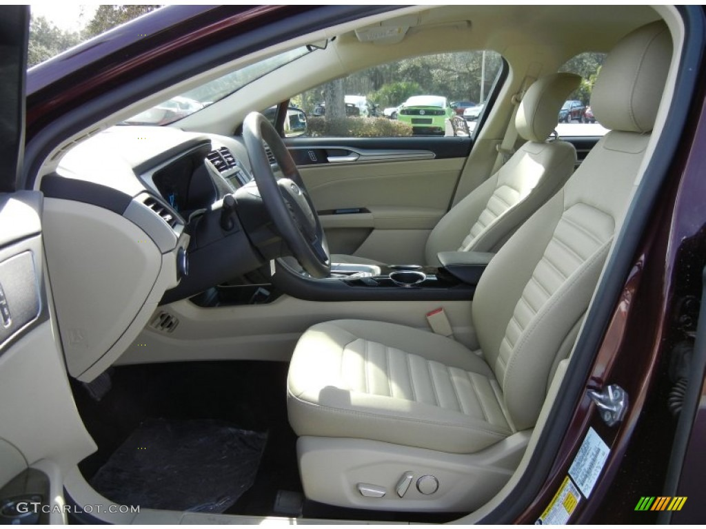 2013 Ford Fusion Interior Dune The Hippest Pics