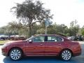 RR - Ruby Red Lincoln MKS (2013)