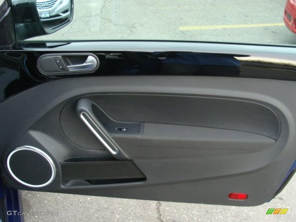 2012 Volkswagen Beetle Turbo Door Panel Photos