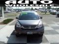 2011 Polished Metal Metallic Honda CR-V EX  photo #2