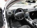 2013 Oxford White Ford Fusion Titanium  photo #10