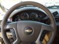 2013 Mocha Steel Metallic Chevrolet Silverado 1500 LTZ Crew Cab  photo #14