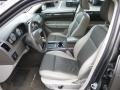 Dark Khaki/Light Graystone Front Seat Photo for 2008 Chrysler 300 #75044699