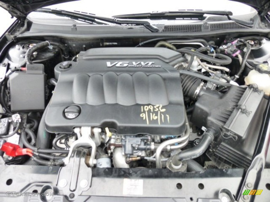 2012 chevrolet impala ltz 3 6 liter sidi dohc 24 valve vvt flex fuel v6 engine photo 75046997. Black Bedroom Furniture Sets. Home Design Ideas