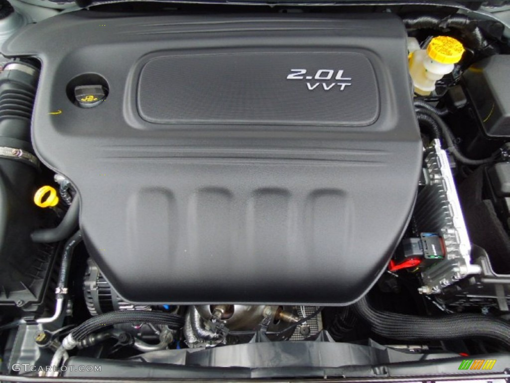 2013 Dodge Dart Se 2 0 Liter Dohc 16 Valve Vvt Tigershark 4 Cylinder Engine Photo 75060908 Gtcarlot Com