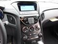 Black Cloth Controls Photo for 2013 Hyundai Genesis Coupe #75061049