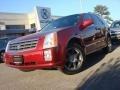 Red Line 2005 Cadillac SRX V8