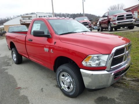 2012 dodge ram 2500 hd st regular cab 4x4 data info and specs. Black Bedroom Furniture Sets. Home Design Ideas