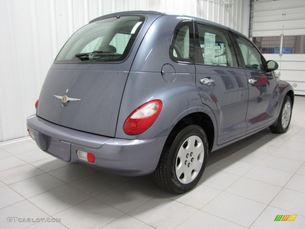 2007 PT Cruiser  - Opal Gray Metallic / Pastel Slate Gray photo #1