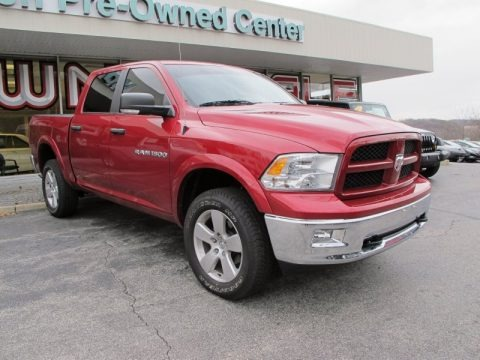 2012 dodge ram 1500 outdoorsman quad cab 4x4 data info and specs. Black Bedroom Furniture Sets. Home Design Ideas
