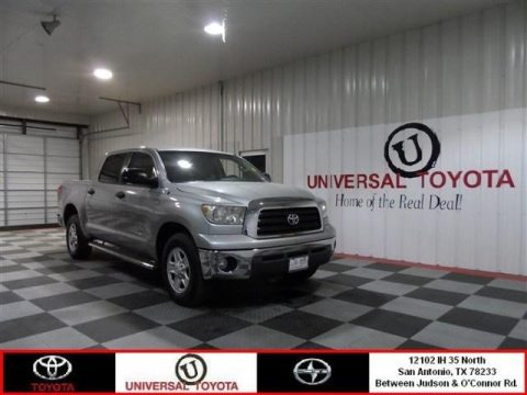 2008 Toyota Tundra CrewMax Data, Info and Specs