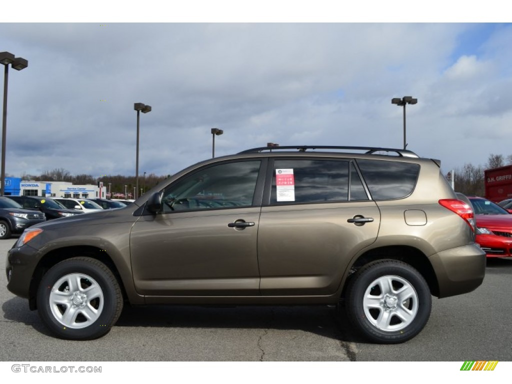 2012 Pyrite Mica Toyota Rav4 I4 75073935 Photo 2