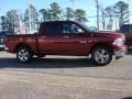 Deep Cherry Red Pearl - 1500 Big Horn Crew Cab Photo No. 3