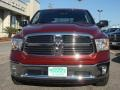 Deep Cherry Red Pearl - 1500 Big Horn Crew Cab Photo No. 5