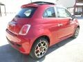 Rosso Brillante (Red) - 500 Sport Photo No. 3