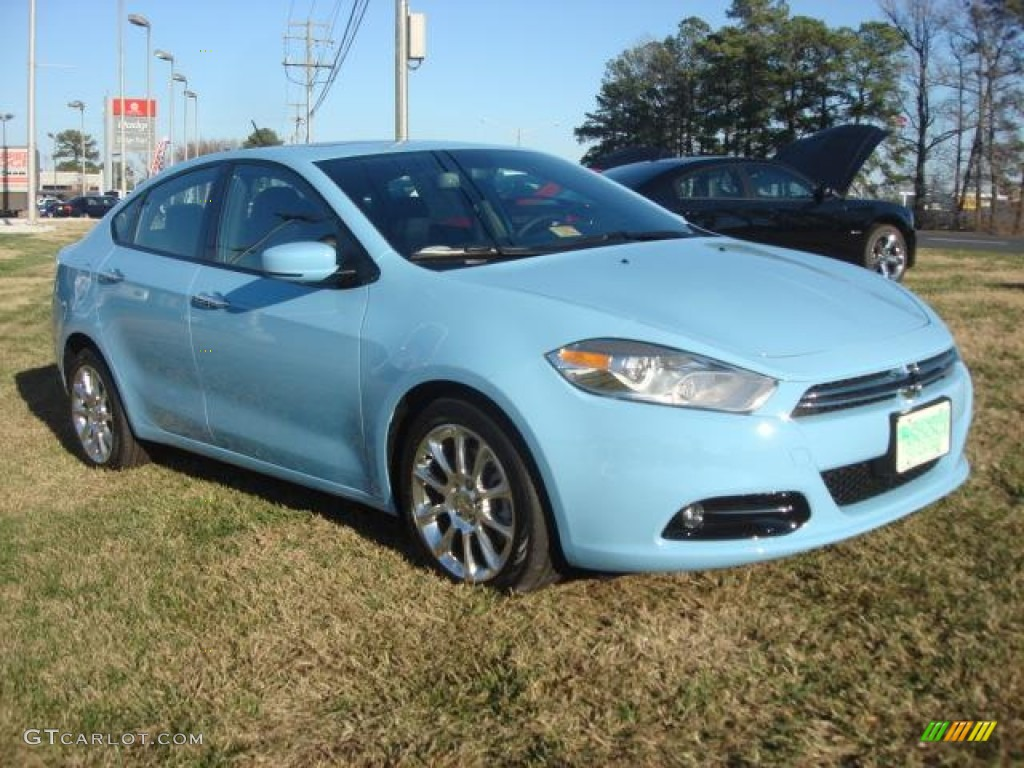 laguna blue 2013 dodge dart limited exterior photo. Black Bedroom Furniture Sets. Home Design Ideas