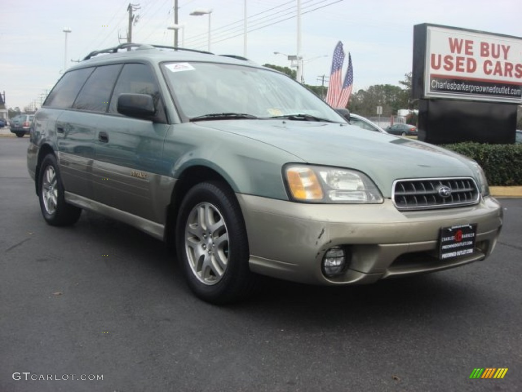 2003 timberline green pearl subaru outback wagon 75074386 2003 outback wagon timberline green pearl gray photo 1 vanachro Image collections