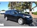 Super Black 2012 Nissan Quest Gallery