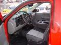 2009 Victory Red Chevrolet Silverado 1500 Regular Cab 4x4  photo #10