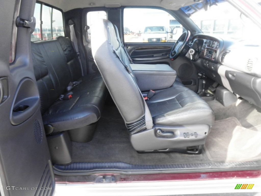 2001 Dodge Ram 2500 Slt Quad Cab 4x4 Interior Photos