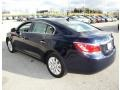 2010 Navy Blue Metallic Chevrolet Equinox LS AWD  photo #2