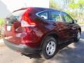 2013 Basque Red Pearl II Honda CR-V LX  photo #3
