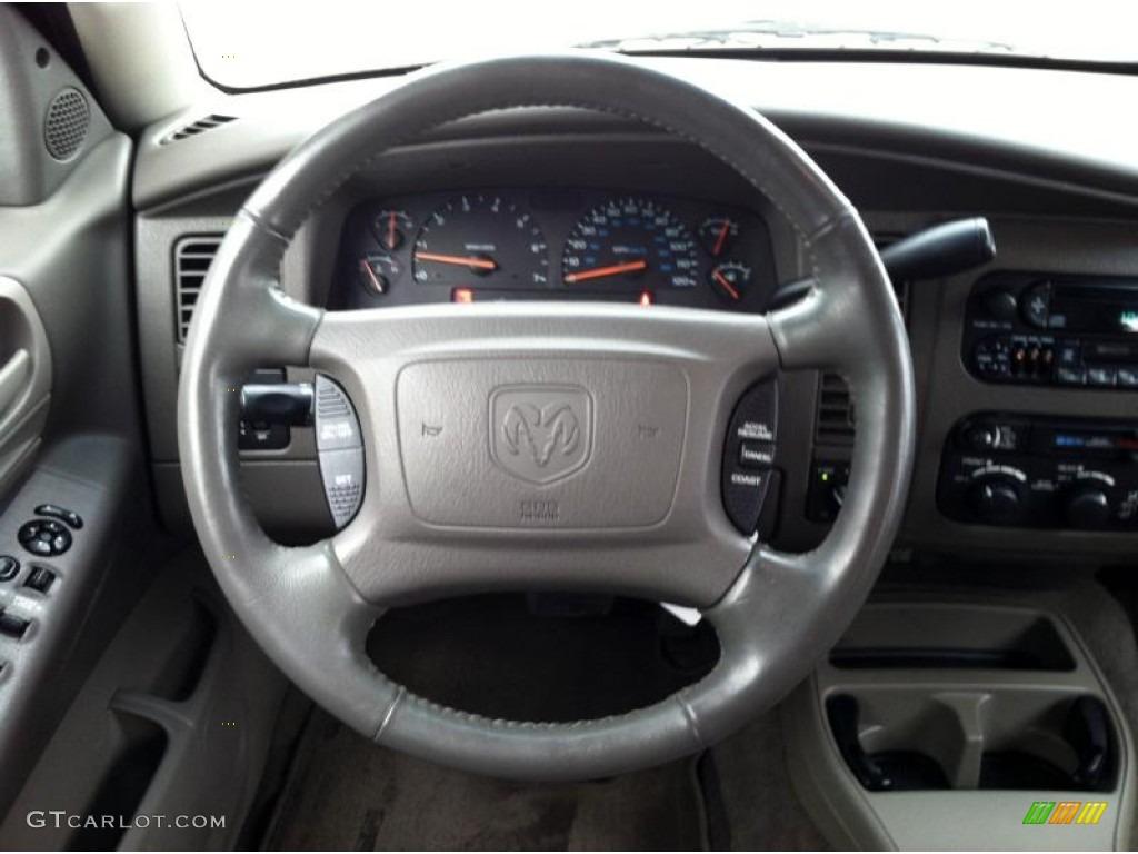 Dodge Dakota 2012 >> 2001 Dodge Durango SLT 4x4 Steering Wheel Photos ...