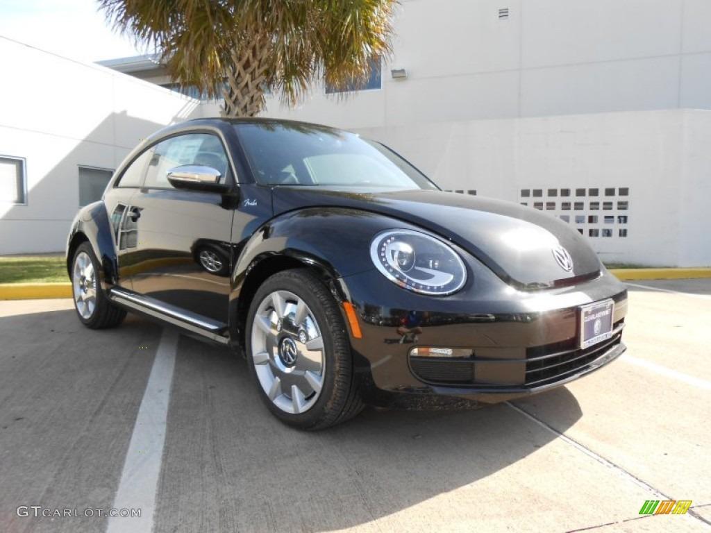 Images volkswagen coccinelle fender volkswagen coccinelle fender en - Deep Black Pearl Metallic Volkswagen Beetle Volkswagen Beetle 2 5l Fender Edition