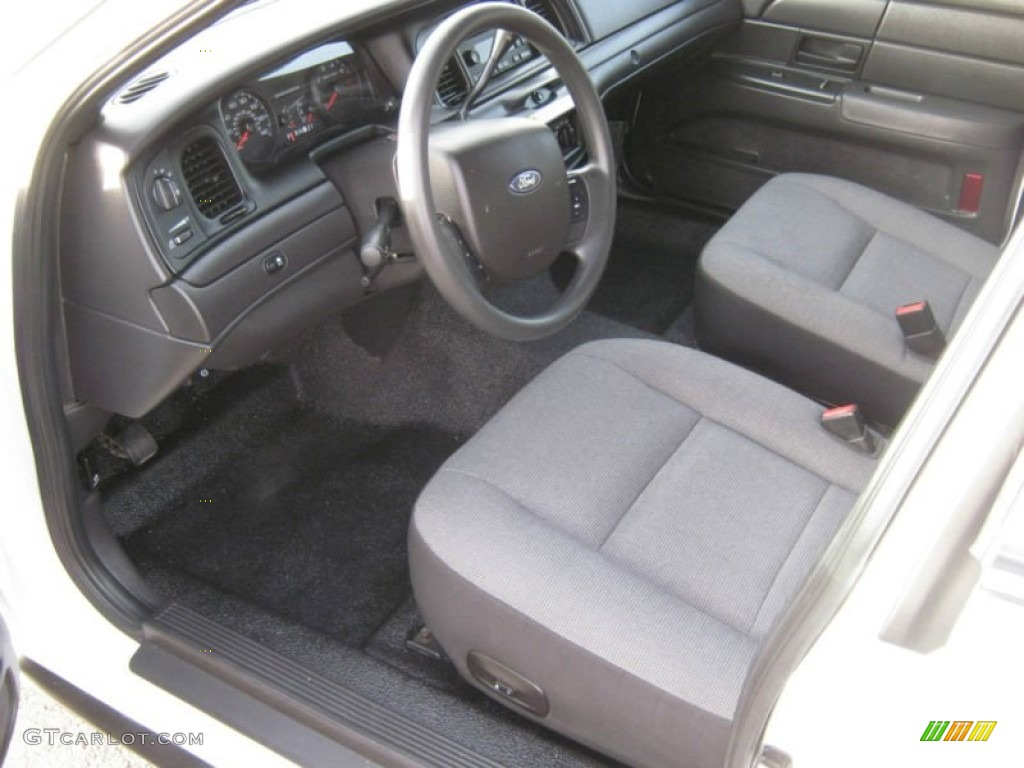 2007 ford crown victoria police interceptor interior photos. Black Bedroom Furniture Sets. Home Design Ideas