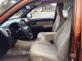 2007 GMC Canyon Light Tan Interior Prime Interior Photo