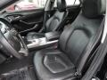 Ebony Front Seat Photo for 2009 Cadillac CTS #75169910