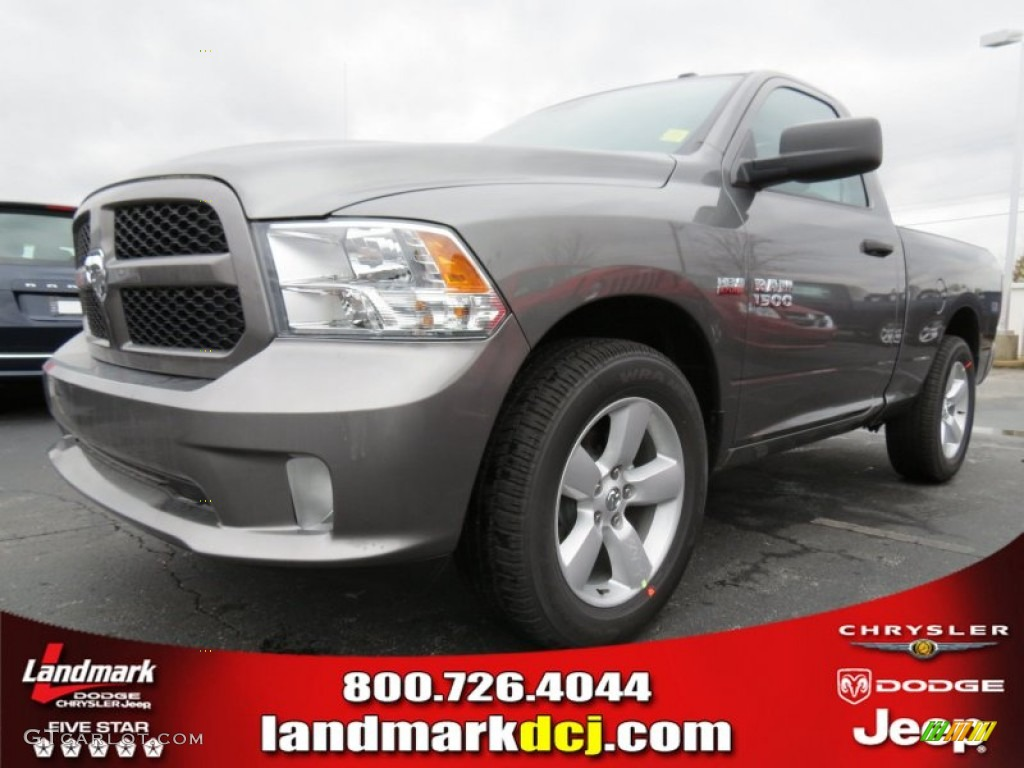 Nyle Maxwell Jeep >> 2013 1500 Express Regular Cab - Mineral Gray Metallic / Black/Diesel