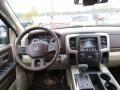 Dashboard of 2013 1500 Big Horn Crew Cab