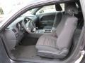 Dark Slate Gray Front Seat Photo for 2013 Dodge Challenger #75175682
