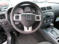 Dark Slate Gray Steering Wheel Photo for 2013 Dodge Challenger #75175692