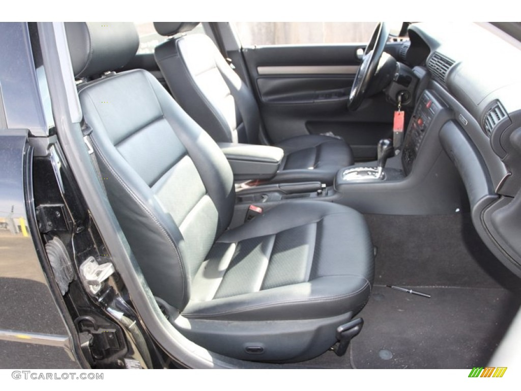2001 audi a4 1 8t quattro sedan interior color photos. Black Bedroom Furniture Sets. Home Design Ideas