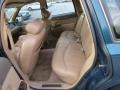1997 Lincoln Town Car Beige Interior Rear Seat Photo