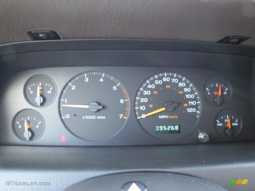 on 1994 Jeep Grand Cherokee 4x4 Transmission