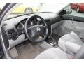 Grey 2004 Volkswagen Jetta Interiors