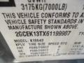 2006 Graystone Metallic Chevrolet Silverado 1500 Z71 Crew Cab 4x4  photo #17