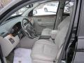 Front Seat of 2007 XL7 Limited AWD
