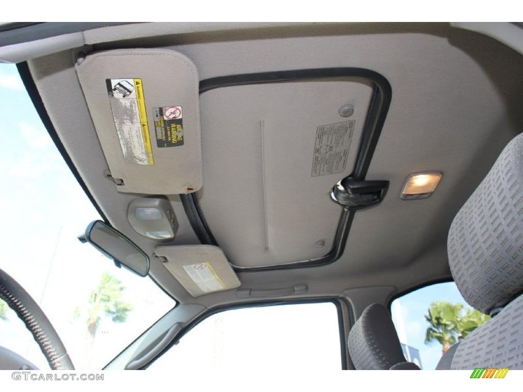2001 nissan xterra xe v6 sunroof photos