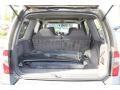 2001 Nissan Xterra Dusk Gray Interior Trunk Photo