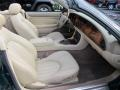 2002 Jaguar XK Cashmere Interior Interior Photo