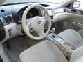 Ivory Prime Interior Photo for 2008 Subaru Impreza #75239616